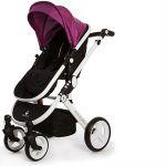 Babyruler Детская коляска цвет ST-166 Фиолетовый