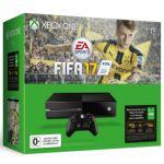 Игровая приставка Microsoft Xbox One 1Tb + FIFA 17 + 3 мес. Xbox LIVE Gold (KF7-00198-1)