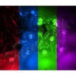 Гирлянда LED Galaxy Bulb String 10м, белый Каучук, Мульти, IP54 331-309