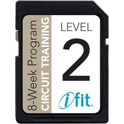 Карта памяти Icon Circuit Training Level 2 - комплексная программа для беговых дорожек IFBS208