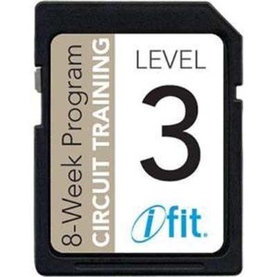 Карта памяти Icon Circuit Training Level 3 - комплексная программа для беговых дорожек IFBS308