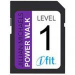 Карта памяти Icon Power Walking Level 1 - комплексная программа для беговых дорожек IFPW108