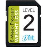 Карта памяти Icon Weight Loss Level 2 - комплексная программа для беговых дорожек IFWL208