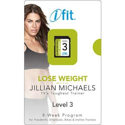Карта памяти Icon Weight Loss Level 3 - комплексная программа для беговых дорожек IFWL308