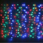 """Гирлянда """"Световой занавес 480"""" (2*1,5м) LED-BP-2024-220V MULTICOLOR"""