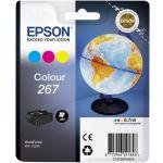Картридж Epson T267 Tricolor/Трехцветный (C13T26704010)