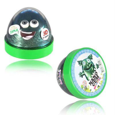 """Волшебный мир Жвачка для рук Nano gum """"Зума"""" с 3D эффектом"""