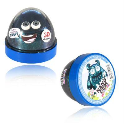 """Волшебный мир Жвачка для рук Nano gum """"Трит"""" с 3D эффектом"""