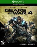 Игра для Xbox One Gears of War 4 Ultimate Edition 26F-00020