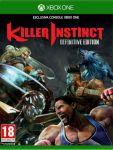 Игра для Xbox One Killer Instinct Definitve Edition 4W2-00020