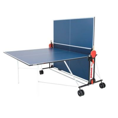 Теннисный стол Donic всепогодный Outdoor Roller FUN синий 230234-B