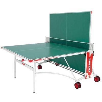 Теннисный стол Donic всепогодный Outdoor Roller De Luxe зеленый 230232-G