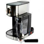 Кофеварка Polaris PCM 1519AE серебристый/черный
