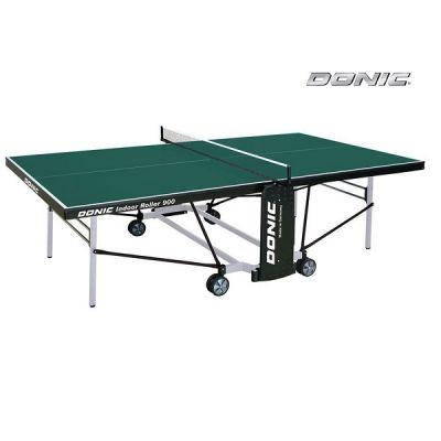 Теннисный стол Donic Indoor Roller 900 зеленый 230289-G