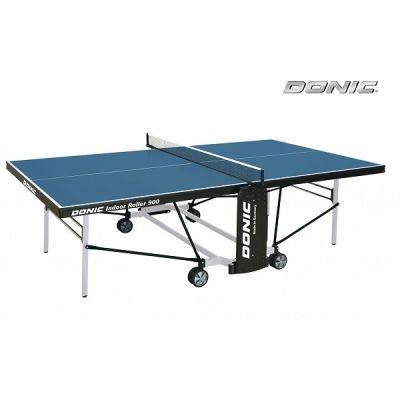 Теннисный стол Donic Indoor Roller 900 синий 230289-B