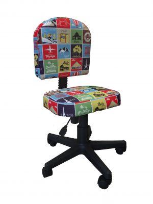 Офисное кресло Почин КР-8 детское