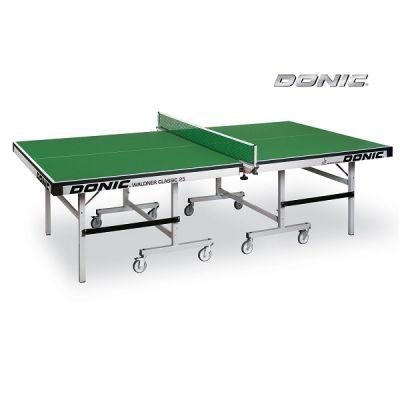 Теннисный стол Donic Waldner Classic 25 профессиональный зеленый 132265