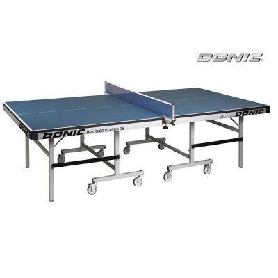 Теннисный стол Donic Waldner Classic 25 профессиональный синий 132266