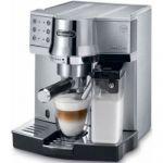 Кофеварка Delonghi EC850M серебристый 132109003