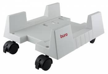 Buro Подставка под системный блок пластмассовая на колёсах BU-CS3AL