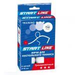 Мяч Start Line для настольного тенниса TRAINING 3 23-023