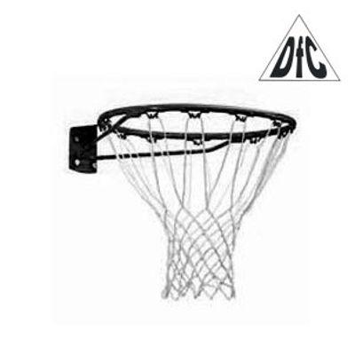 "Баскетбольное кольцо DFC 18"" RIM BLACK"