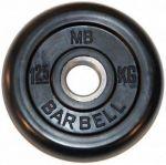 Диск MB Barbell 1,25 кг 26 мм MB-PltB26-1,25