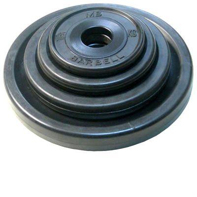 Диск MB Barbell евро-классик 1,25 кг, 51 мм MB-PltBE-1,25