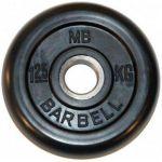 Диск MB Barbell 1,25 кг 31 мм MB-PltB31-1,25