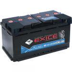 Автомобильный аккумулятор Exice Classic 100 N п.п. 9197909