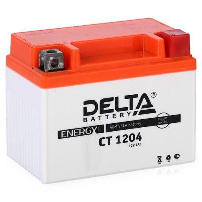 Аккумулятор для мототехники Delta CT 1204 9190754