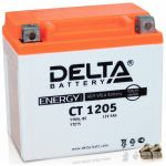 Delta Аккумулятор для мототехники CT 1205 9190755