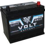 Автомобильный аккумулятор VOLT PREMIUM 70 о.п. (570 412) ( ASIA D26 ) B01 9198354
