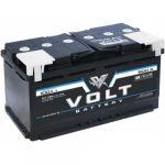 Автомобильный аккумулятор VOLT standart 100 N п.п. 9186766
