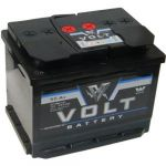 Автомобильный аккумулятор VOLT standart 55 N п.п. 9145200