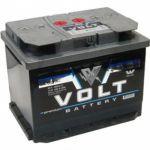 Автомобильный аккумулятор VOLT standart 60 NR о.п. 9145205