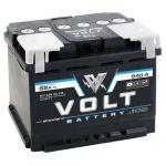 Автомобильный аккумулятор VOLT standart 62 NR о.п. 9145206