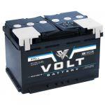 Автомобильный аккумулятор VOLT standart 77 NR о.п. 9145208