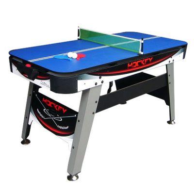 Игровой стол DFC Columbus аэрохоккей/теннис 2 в 1 GS-AT-5151