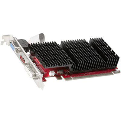 Видеокарта PowerColor PCI-E AMD Radeon HD 5450 2048Mb 64bit DDR3 650/1000 DVIx1/HDMIx1/CRTx1/HDCP Bulk AX5450 2GBK3-SHV7E