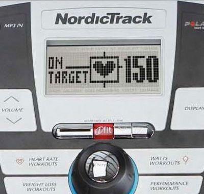 Эллиптический тренажер NordicTrack E4.0 орбитрек NTEVEL75910
