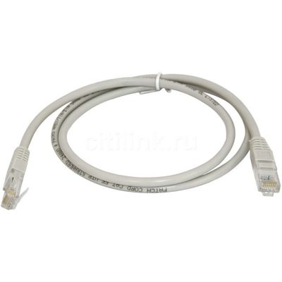 Кабель Cooper Patch cord (Патч-корд) литой 5E 2m