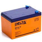 Аккумулятор Delta HR 12-12 12V12Ah