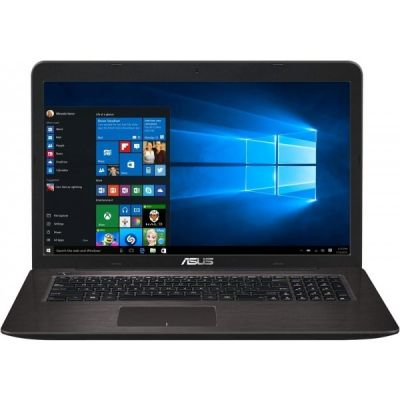 Ноутбук ASUS X756UQ 90NB0C31-M00880