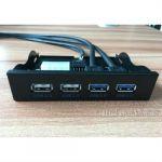 Espada Планка на переднюю панель USB3.0-2 порта + USB2.0-2 порта (EFr4Usb2&3)