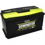 Автомобильный аккумулятор Dominator 6СТ-100 п.п. 9185937
