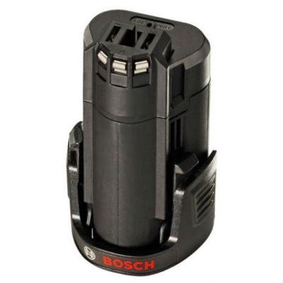 Bosch Аккумулятор, 10.8 В, 1.3 Ач, Li-ion, 2607336864
