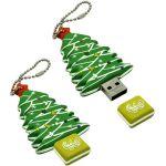 Флешка Iconik USB Drive Ёлка 16GB RB-TREE-16GB