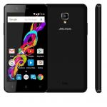 Смартфон Archos 50 Titanium 4G Quad-core Spreadtrum SC9830 black