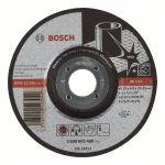 Bosch Круг шлифовальный INOX 125x6мм 2608602488